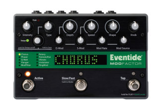 Eventide ModFactor Modulation Pedal
