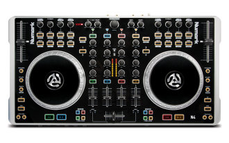 Numark N4 DJ Controller and Mixer