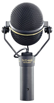 Electro-Voice N/D468 Microphone