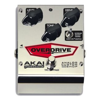 Akai Drive3 Overdrive Pedal