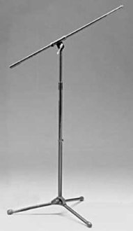 Ultra 6530BK Microphone Boom Stand