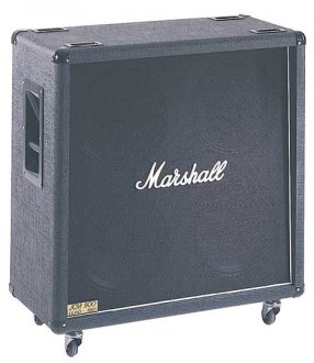 Marshall 1960B Straight Guitar Cab