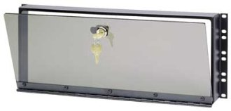 Middle Atlantic 8U Plexi Security Cover