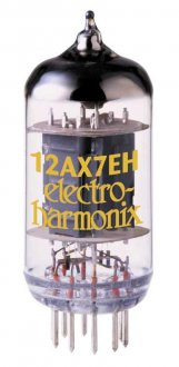Electro-Harmonix 12AX7EH Preamp Tube