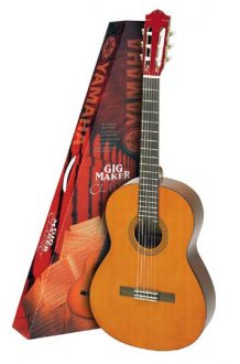Yamaha C40 Classical Acoustic Package
