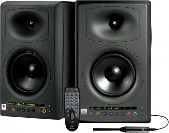 JBL LSR4326P Powered Studio Monitor