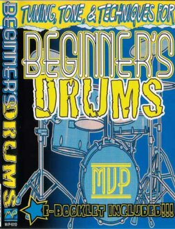 Video: Beginners Drums DVD