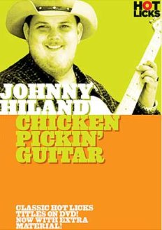 Johnny Hiland Chicken Pickin Guitar DVD