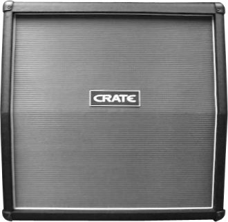 Crate FW412A FlexWave Angled Guitar Cab