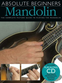 Absolute Beginners Mandolin Book and CD
