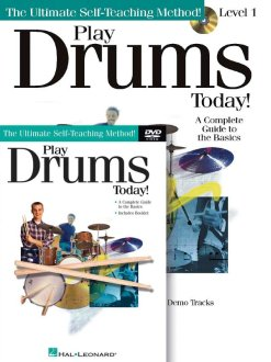 Play Drums Today Beginner's Package
