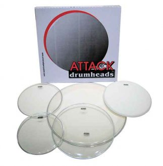 Attack Drum Head 5-Pack