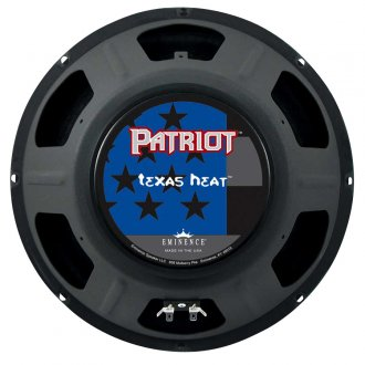 Eminence Texas Heat Patriot Speaker