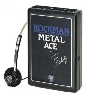 Rockman Metal Ace Headphone Amplifier