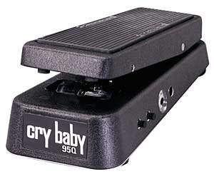 Dunlop Crybaby 95Q Guitar Wah Pedal