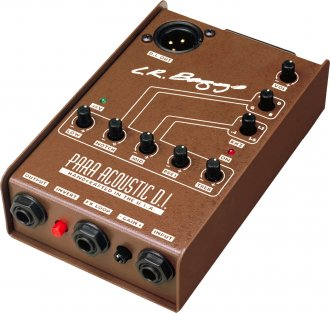 LR Baggs Para Acoustic DI Guitar Preamp