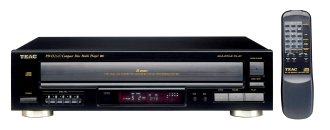 TEAC PD-D2610 5-Disc CD Player