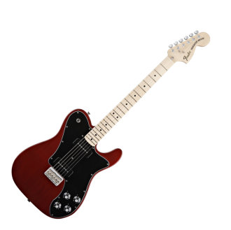Fender Telecaster Deluxe with Black Dove