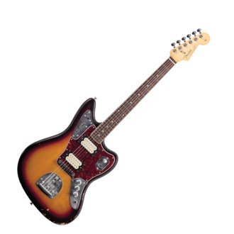 Fender Kurt Cobain Jaguar Guitar