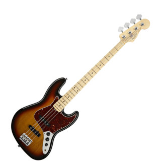 Fender American Standard Maple Jazz Bass