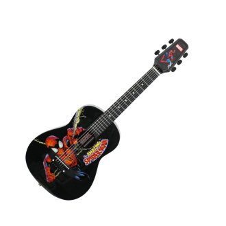 Peavey Marvel Spiderman Acoustic Guitar