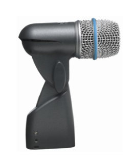 Shure Beta56A Instrument Mic