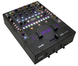 Rane SIXTY-TWO Z-Trip's Z Mixer
