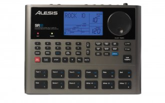 Alesis SR 18 Drum Machine