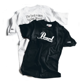 Pearl Basic Logo T-Shirt