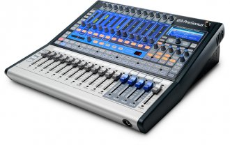 PreSonus StudioLive 16.0.2 Digital Mixer