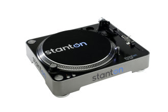 Stanton T55 USB Belt-Drive Turntable