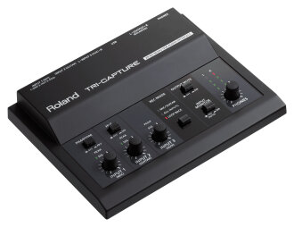 Roland UA-33 TRI-CAPTURE USB Audio
