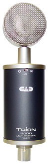 CAD Trion 8000 Tube Microphone