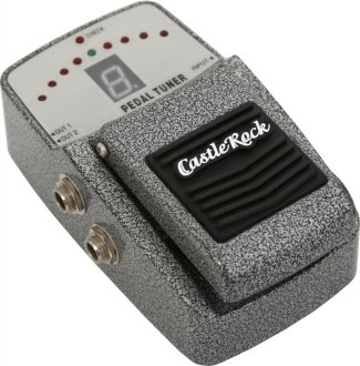 CastleRock Pedal Tuner