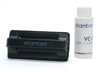 Stanton VC1 Vinyl Cleaner Kit with Brush