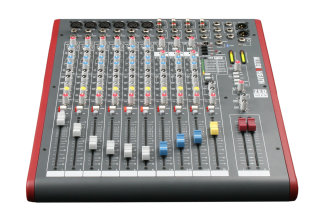 Allen and Heath ZED12FX Mixer