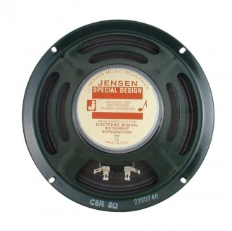 Jensen C8R Ceramic Guitar Speaker