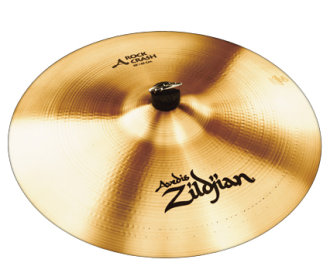 Zildjian A 18 Inch Rock Crash Cymbal